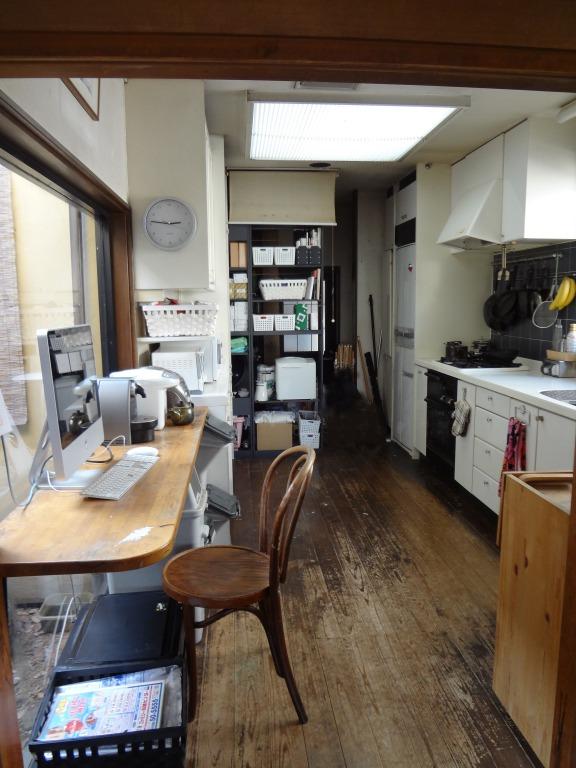 SHIORINAのお片付けサポートキッチンキッチン全体AFTER画像