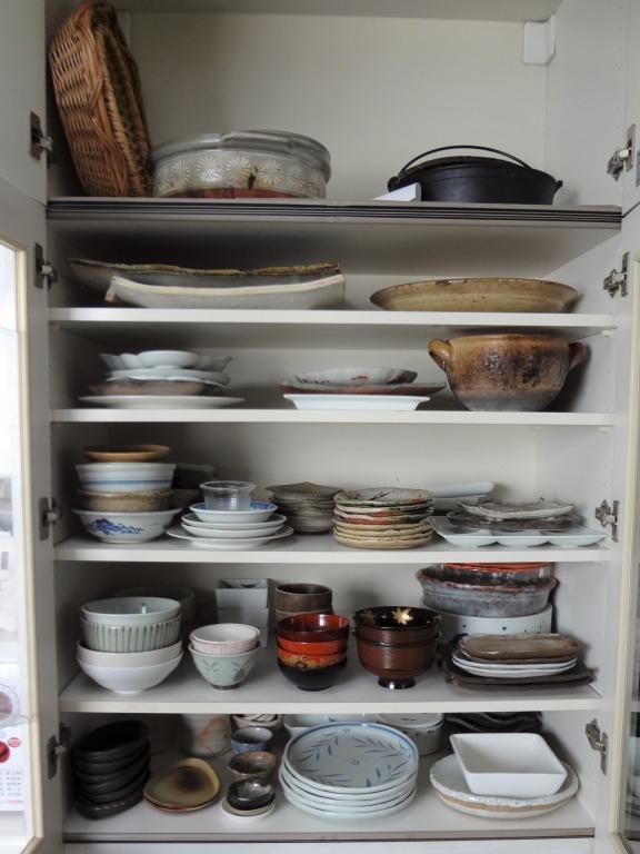 SHIORINAのお片付けサポートキッチン食器棚②AFTER画像