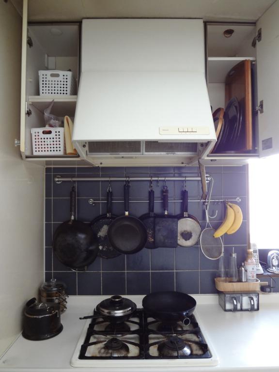 SHIORINAのお片付けサポートキッチンガス台AFTER画像