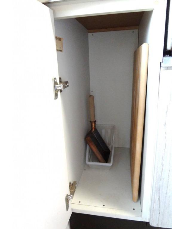 SHIORINAのお片付けサポートキッチンコンロ下2AFTER画像