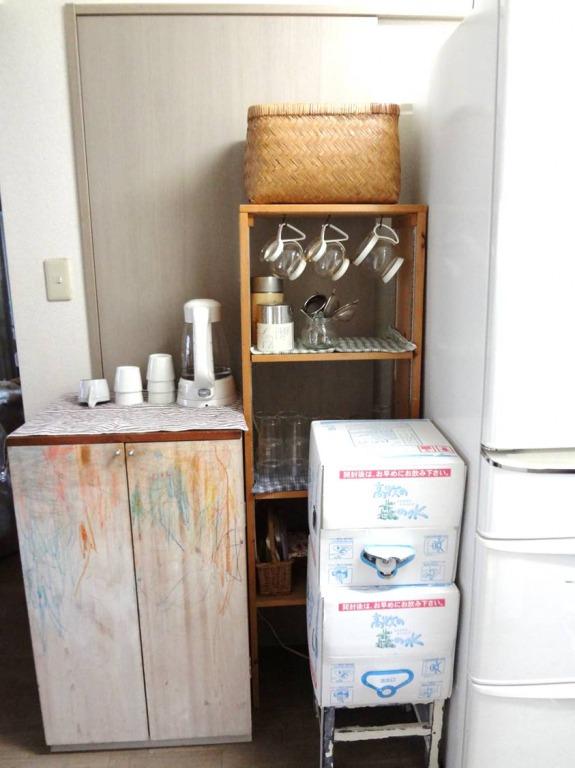 SHIORINAのお片付けサポートキッチン手前・左側AFTER画像