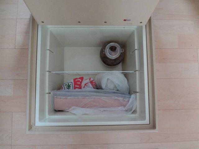 SHIORINAのお片付けサポートキッチン床下収納1AFTER画像