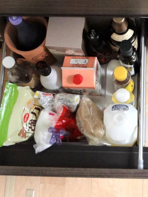 SHIORINAのお片付けサポートキッチン食洗機下AFTER画像