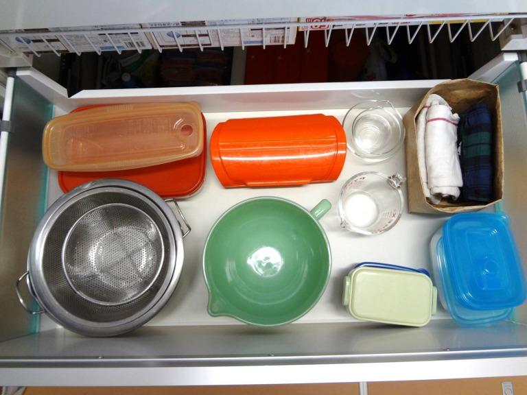 SHIORINAのお片付けサポートキッチンシンク下2AFTER画像