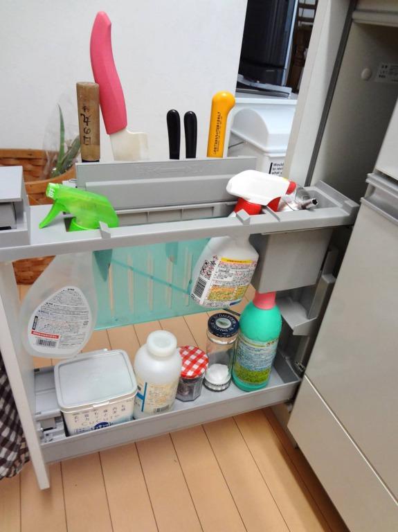 SHIORINAのお片付けサポートキッチンシンク下4AFTER画像