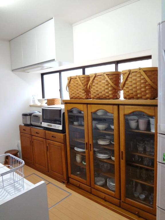 SHIORINAのお片付けサポートキッチン全体AFTER画像