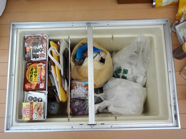SHIORINAのお片付けサポートキッチン床下収納BEFORE画像