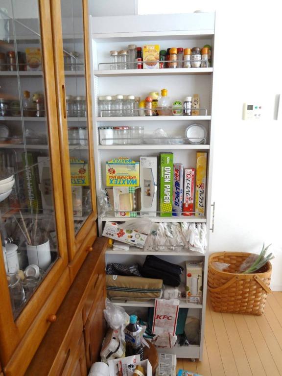 SHIORINAのお片付けサポートキッチン処分画像